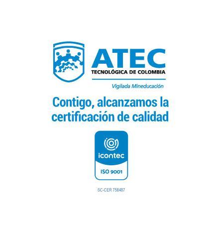 contigo alcanzamos la certificación de calidad